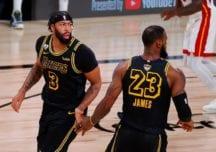 Verletzungs-Update: Sind LeBron James und Anthony Davis bald zurück?