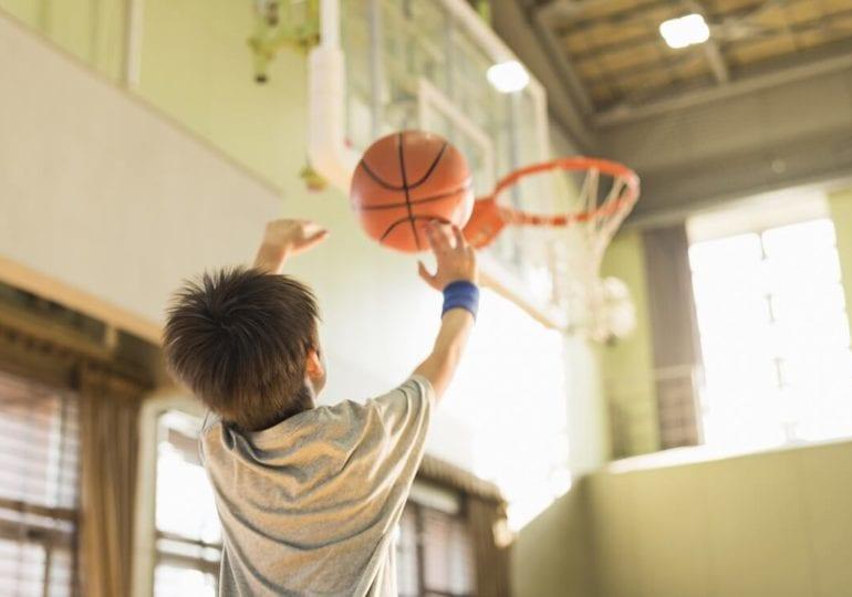 Basketball mit Kindern #5: Der Korbleger