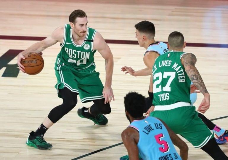 NBA: Sign-and-Trade-Deal bringt Hayward zu den Hornets