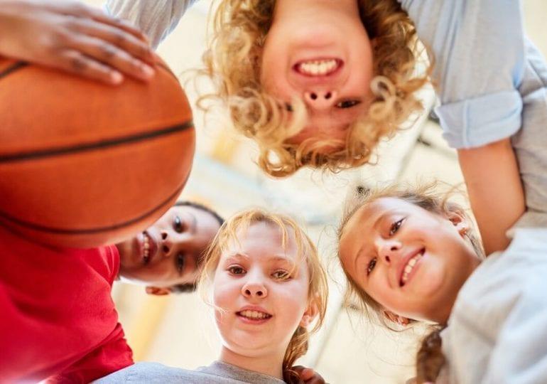 Basketball mit Kindern #6: Verteidigen (gegen Nicht-Ballbesitzer)