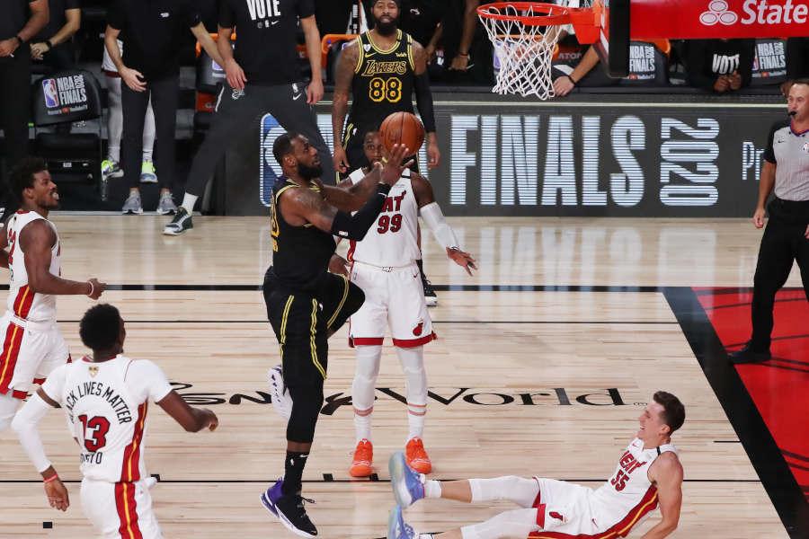 NBA Jahresrückblick: Season 2019-2020 (Teil 1)