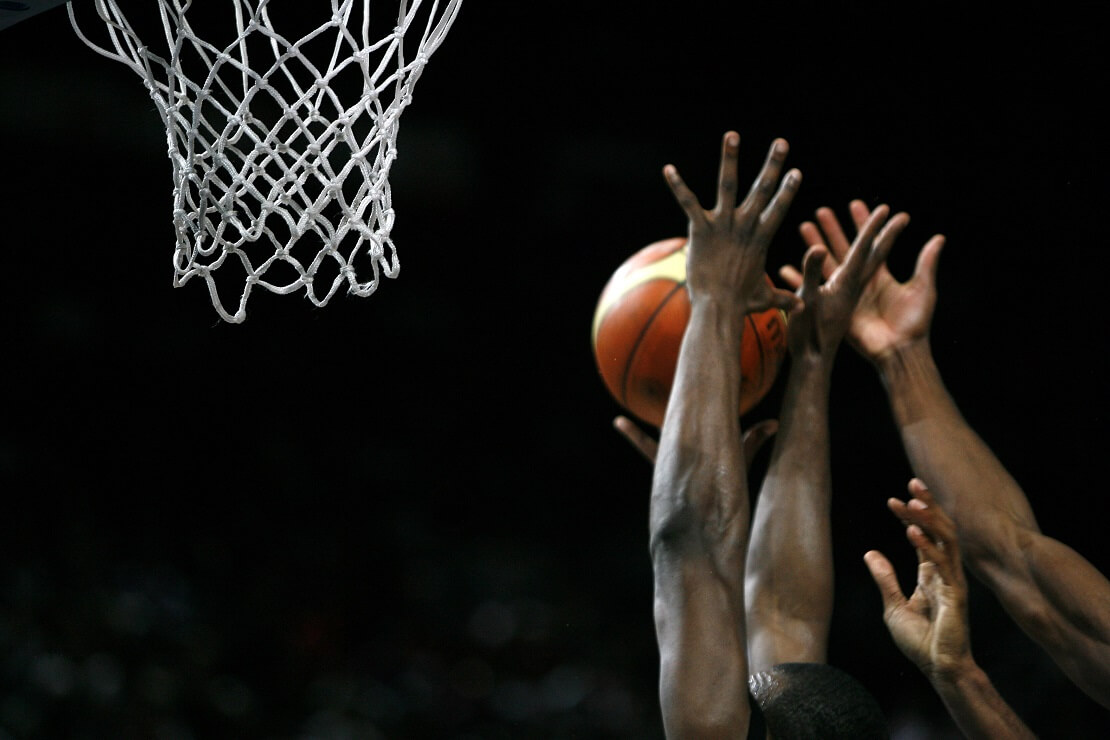 Kampf um den Rebound