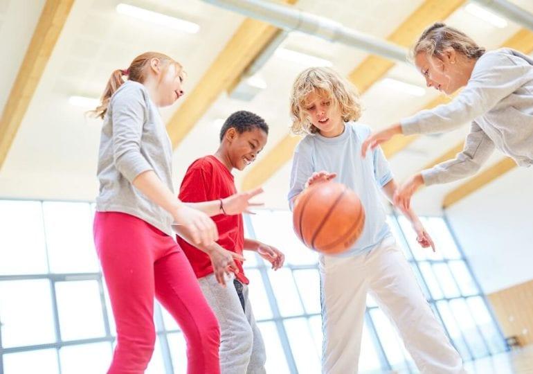 Basketball mit Kindern #8: Angriff und Verteidigung