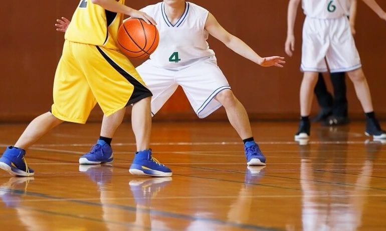 Basketball mit Kindern #7: Verteidigen (gegen Ballbesitzer)