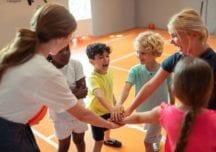 Basketball mit Kindern #9: vereinfachte Regeln