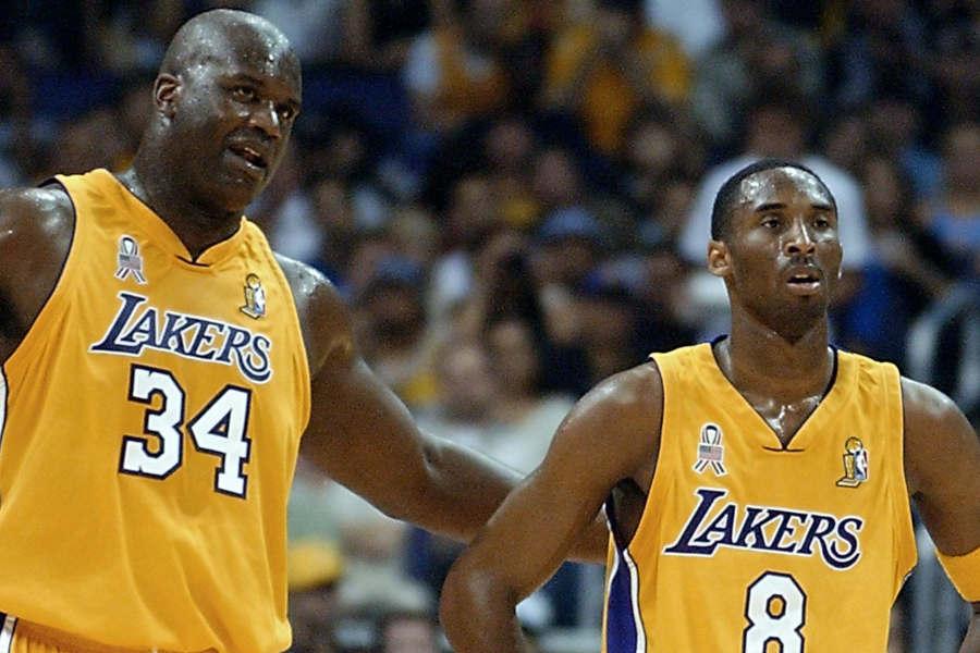 Vergleich der NBA-Legenden: James und Davis gegen Bryant und O'Neal