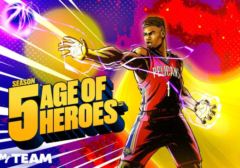 NBA 2K21: Age of Heroes – die fünfte Season