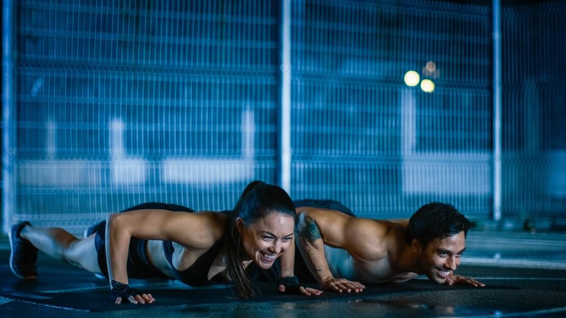 Yoga für Basketballer