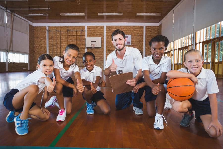 Basketball mit Kindern #11: Das Spielabzeichen (Bronze)