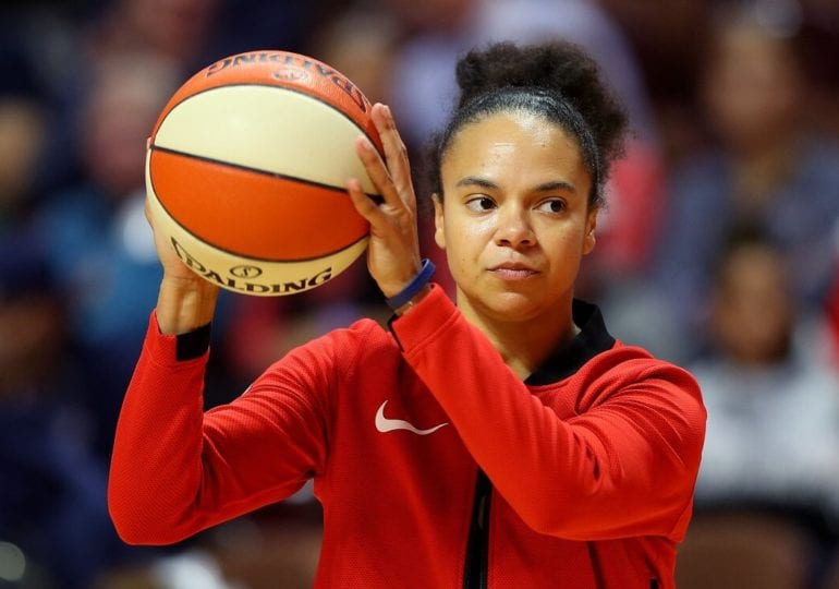 Frauen in der NBA #4: Kristi Toliver