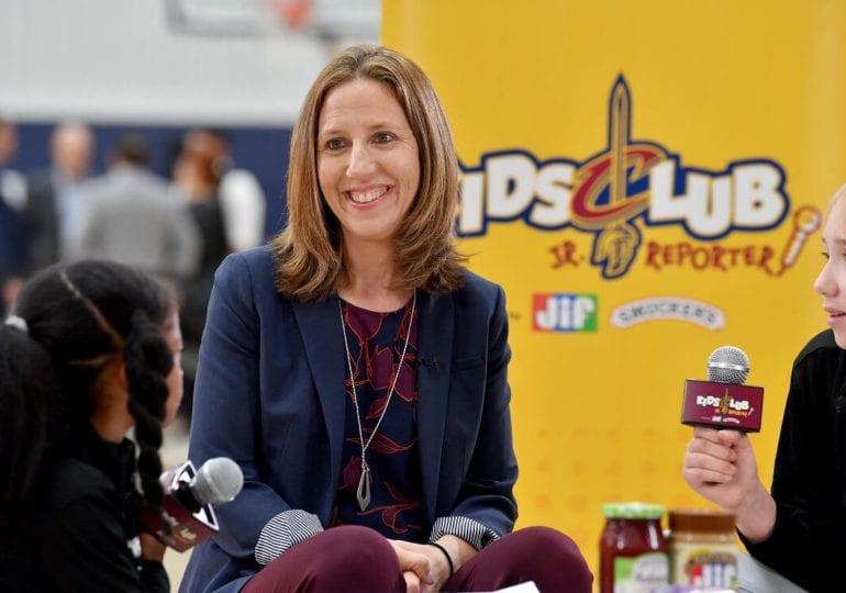 Frauen in der NBA #3: Lindsay Gottlieb
