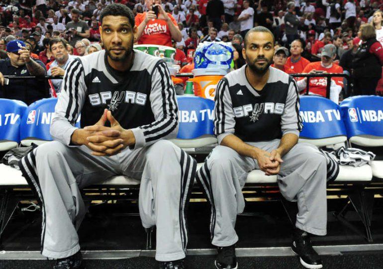 Tim Duncan & Tony Parker: Die besten Duos der NBA #7 – Ein holpriger Start