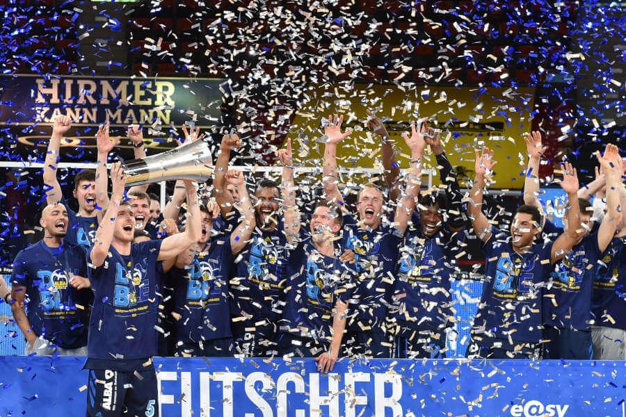 Der 10. Meistertitel steht! – Alba Berlin gewinnt die BBL-Playoffs