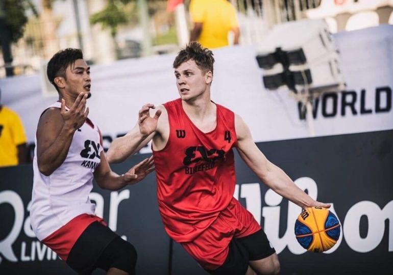 """""""Der Sommer hat gerade erst begonnen"""" – Exklusiv-Interview mit 3x3-Basketballer Bastian Landgraf"""