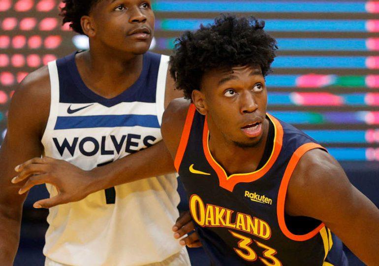 NBA: Bieten die Warriors James Wiseman auf dem Trade-Markt an?