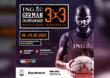 ING 3×3 German Championship am 30. und 31. Juli 2021 in Düsseldorf