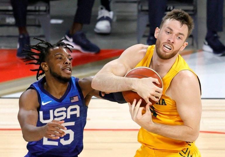 Basketball goes Olympia: Team USA kassiert weitere Testspiel-Niederlage