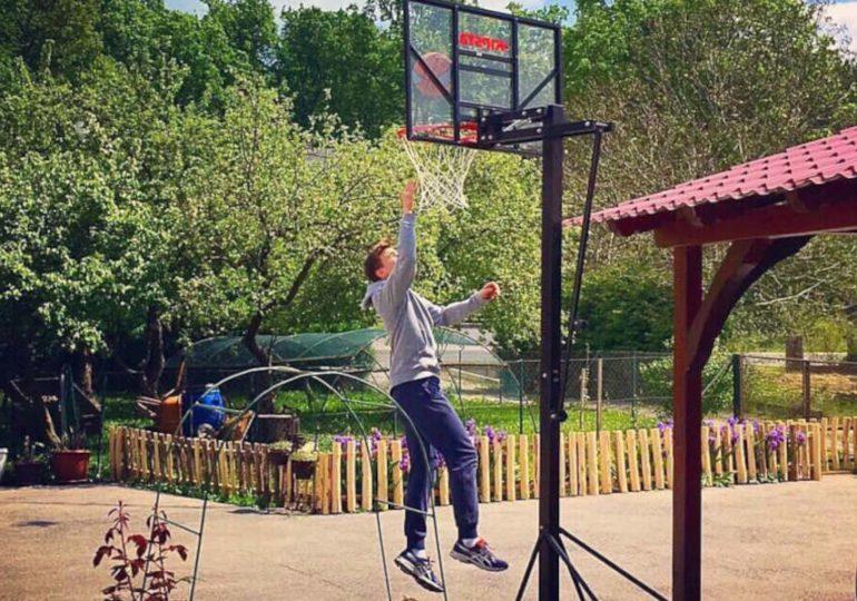 Der Basketballkorb für zuhause - Gastbeitrag von Marvin Mennigen