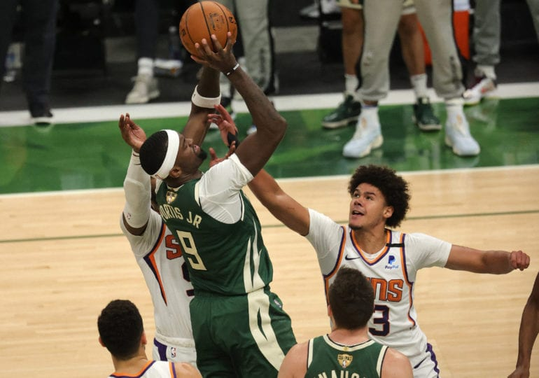 NBA Finals: Das große Bucks-Comeback