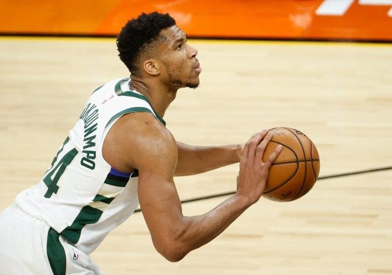 Kehrt Bucks-Superstar Giannis Antetokounmpo rechtzeitig zu den NBA-Finals zurück?