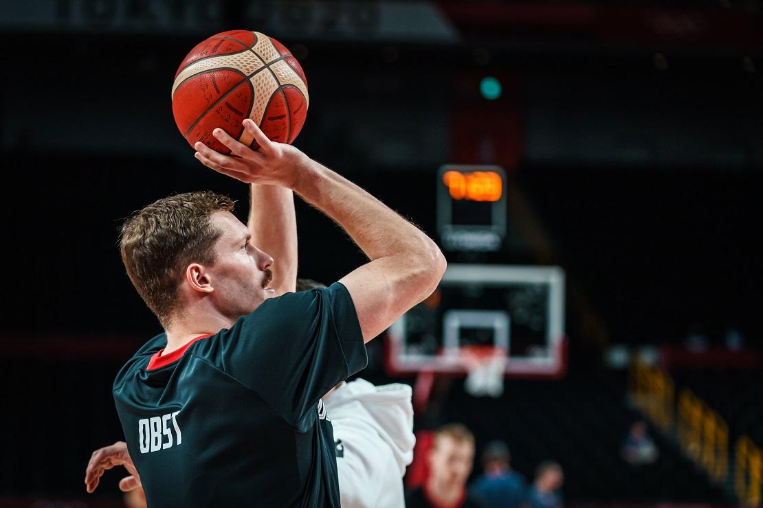 Andreas Obst Olympia Team DBB Herren