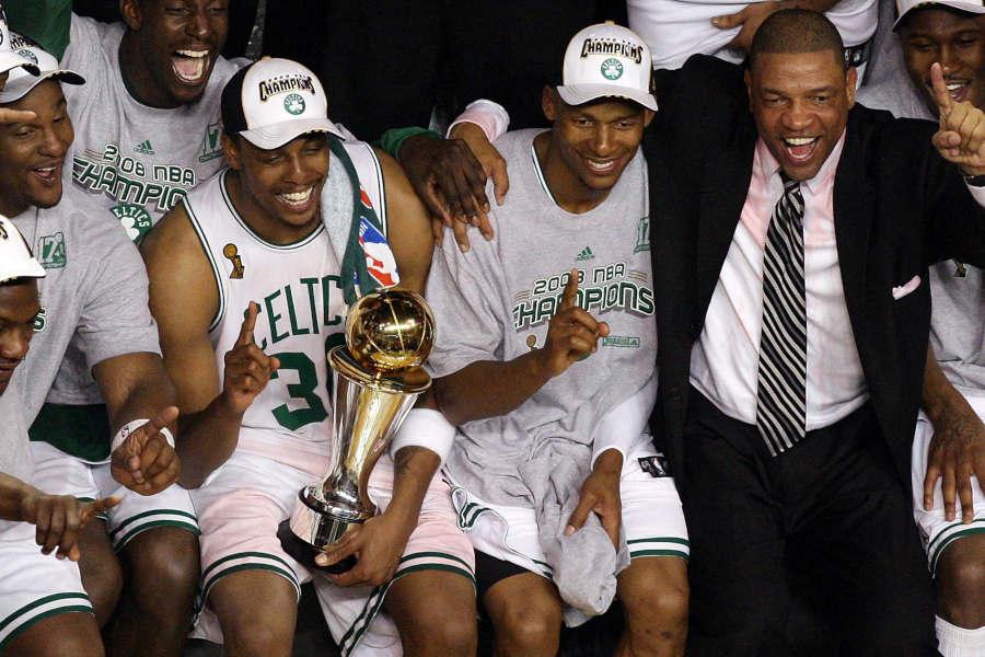Die größten Meilensteine der Boston Celtics #2: Ein Comeback nach 22 Jahren