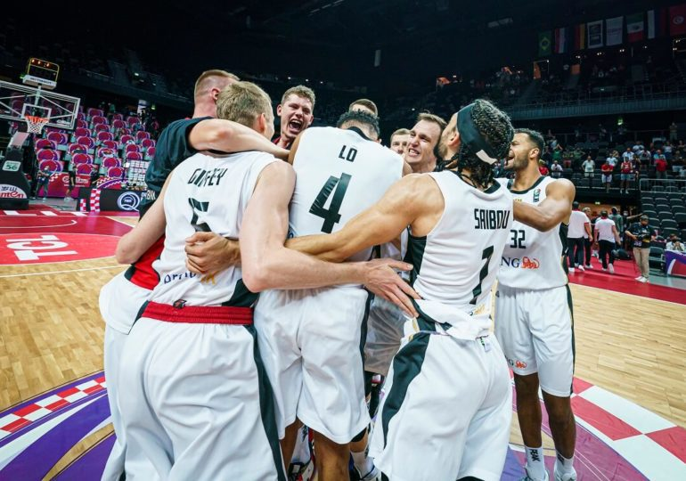 Olympia: Deutsche Basketballer erstmals seit 29 Jahren im Viertelfinale