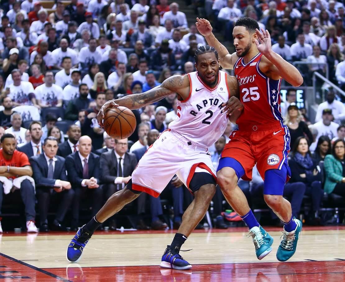 Kawhi Leonard bei den Toronto Raptors