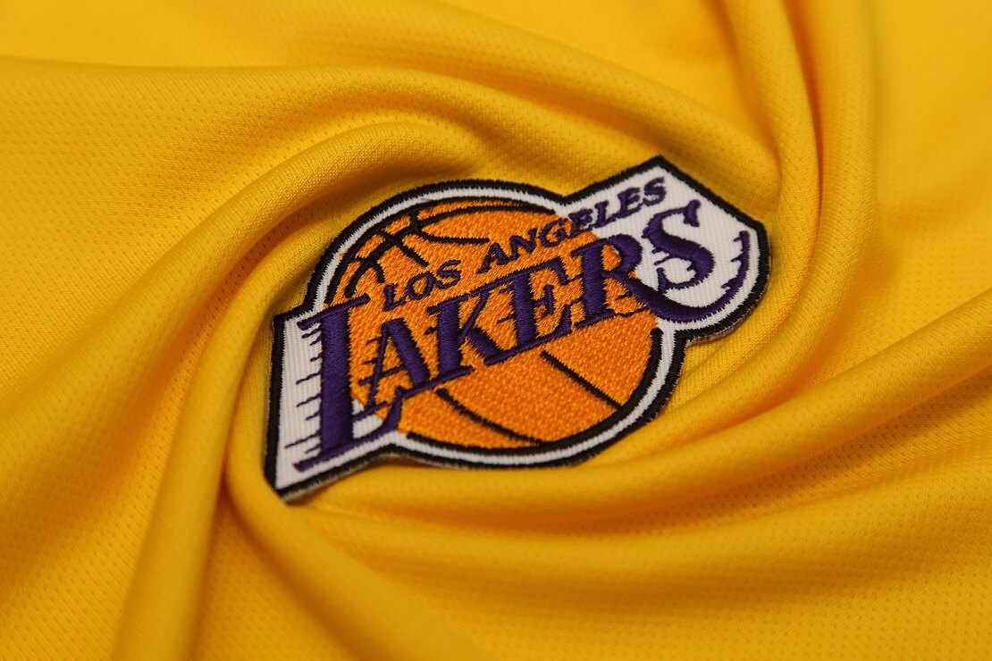Trikot der Los Angeles Lakers
