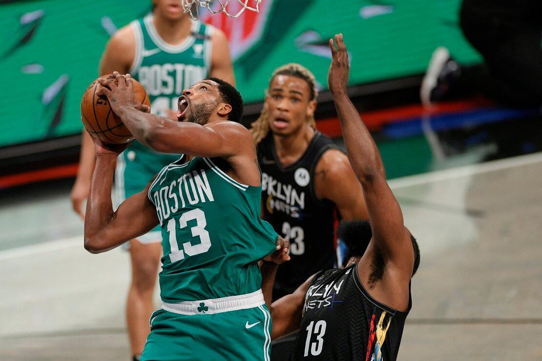 Tristan Thompson von den Boston Celtics