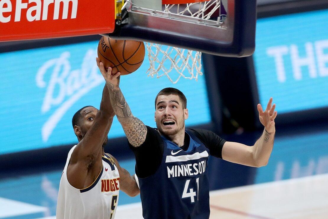 Boston Celtics schließen Deal für Juancho Hernangomez ab