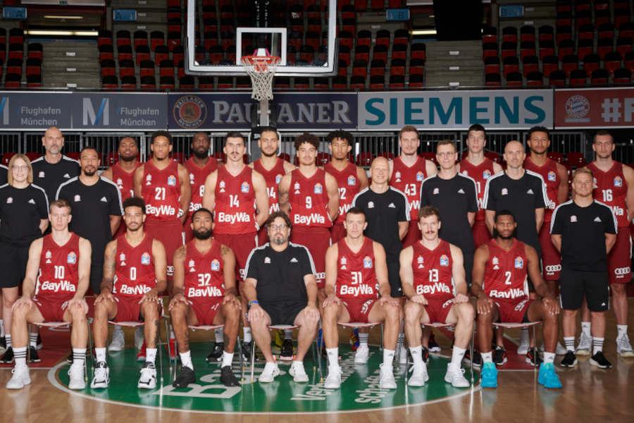 Teamportraits 2021/22: FC Bayern München