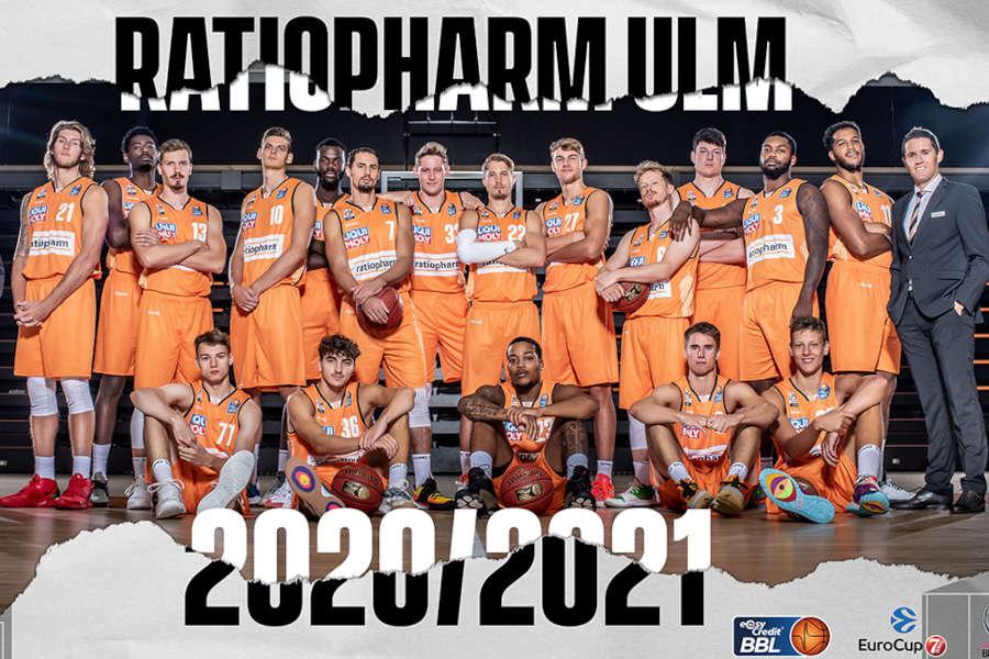 Teamportraits 2021/22: ratiopharm ulm