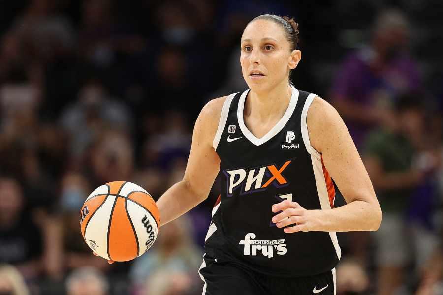 WNBA: Diana Taurasi ist die G.O.A.T