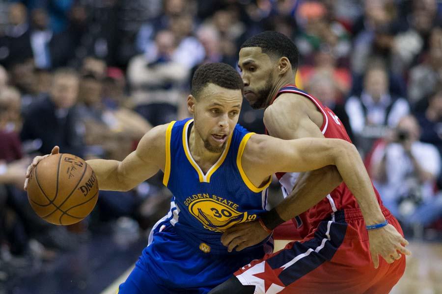 Die 10 größten Highlights von Stephen Currys NBA-Karriere (Teil1)